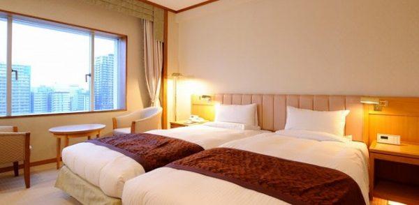 ホテルオークラ部屋