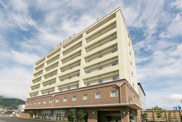 ホテルnanvan